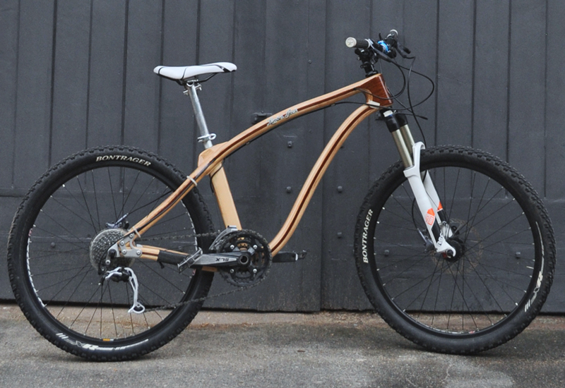 LJ Double Mountain Bike